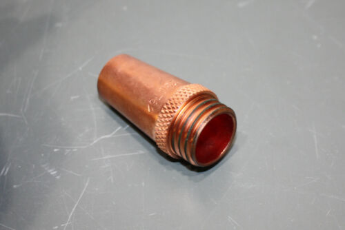 "ProFax Coarse Thread MIG Nozzle PX 25CT-62 5//8/"" x 2-3//16/"" 10 Welding Tip"