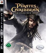 Playstation 3 FLUCH DER KARIBIK 3 AM ENDE DER WELT Pirates of Caribbean GuterZu.