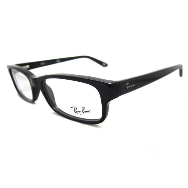 d376d0f90c7 Ray-Ban Glasses Frames Eyeglasses 5187 2000 Shiny Black