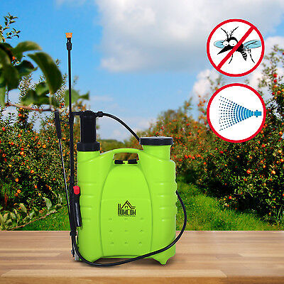 16L Backpack Poly Sprayer Green