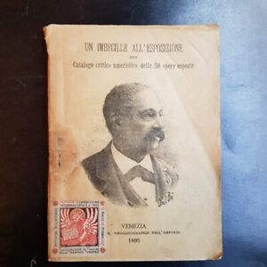Un-imbecille-all-039-esposizione-con-Catalogo-critico-umoristico-di-516-opere-1895