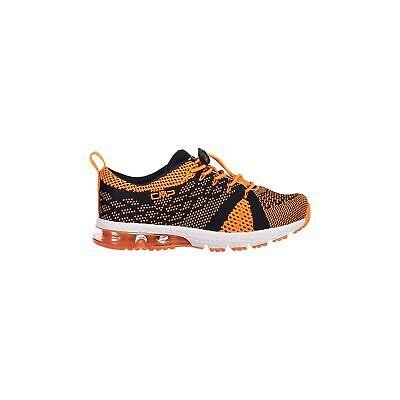Focoso Cmp Sneakers Scarpe Sportive Kids Knit Fitness Shoe Arancione Traspirante Leggero-mostra Il Titolo Originale Attraente E Durevole