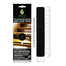Anti Non Slip Textured Tape Strips for Wooden Aluminium Loft Ladder Steps