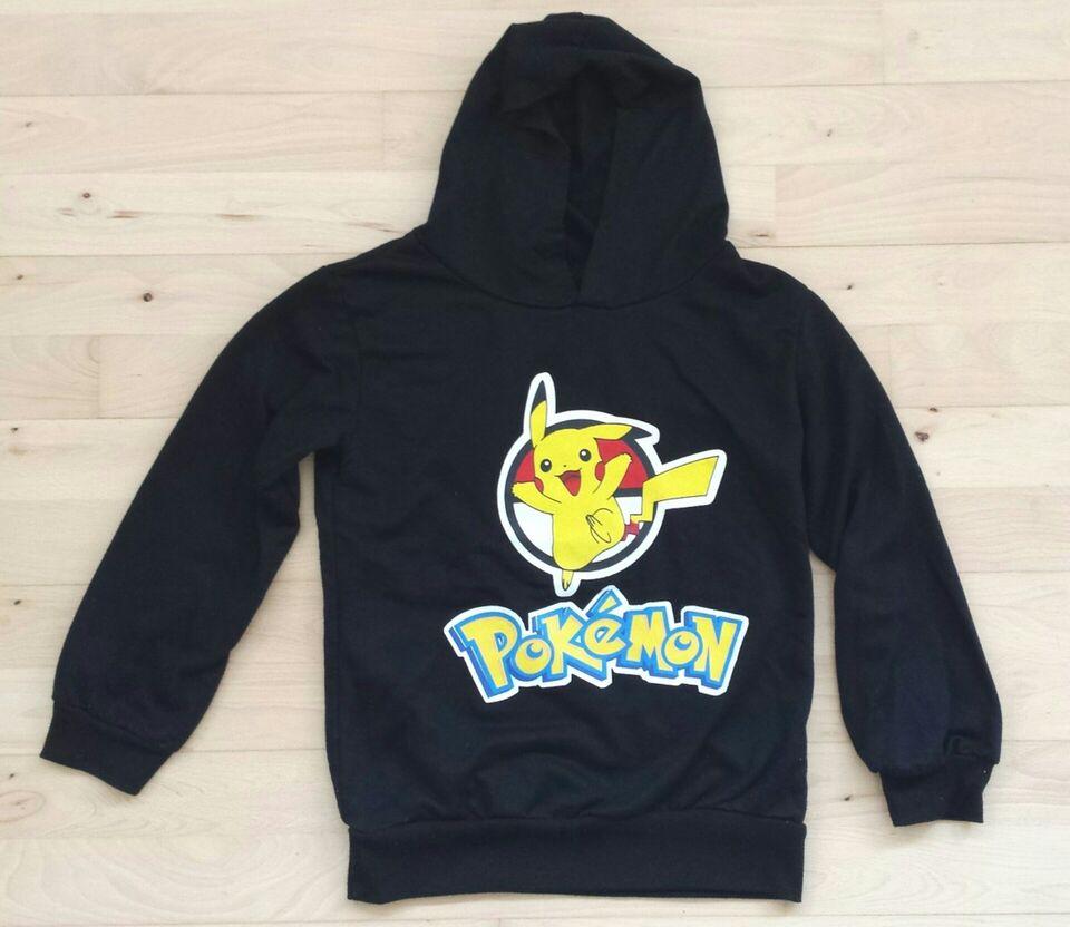 Hættetrøje, Hoodie, Pikachu