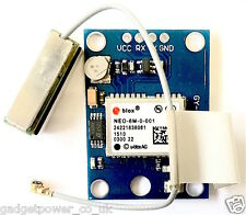 UBLOX NEO-6M V2 GPS MODULE FOR ARDUINO - EEPROM - ACTIVE ANTENNA - SERIAL I/O