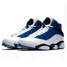 c0b4646e9f8ecd item 1 Nike MEN S Jordan 6 Rings Team Royal Black White SIZE 10.5 BRAND NEW  -Nike MEN S Jordan 6 Rings Team Royal Black White SIZE 10.5 BRAND NEW