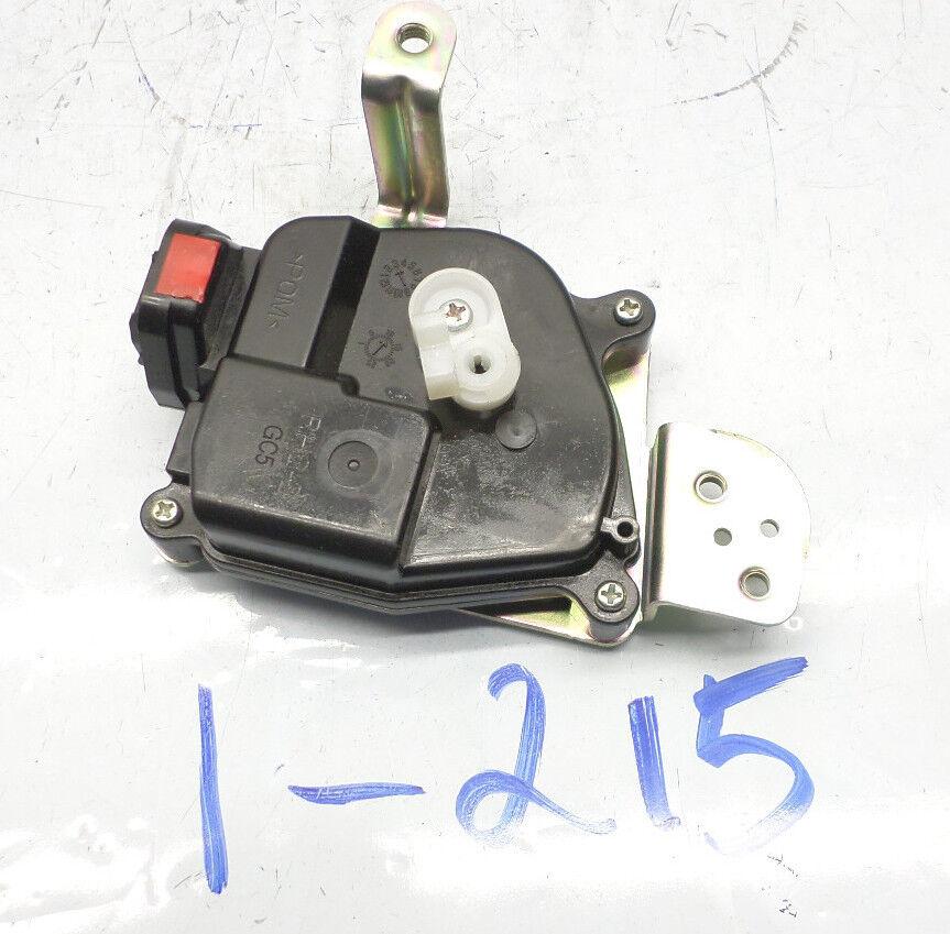 Right Rear Genuine Hyundai 95746-1E020 Door Locking Actuator