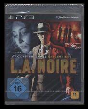 Ps3-l.a. noire (la) - PlayStation-PS 3 de Rockstar Games *** nuevo ***
