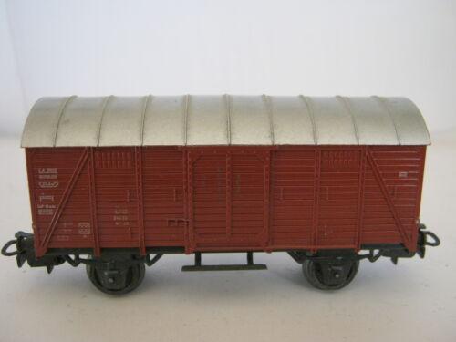 Märklin HO Gedeckter Güterwagen BR 24868 DB RG//AY//6S2L32 -3