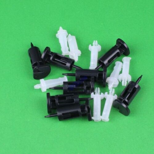 8PCS Lot New Plastic Screw Fixer For Computer Intel 775 1155 1156 CPU Fan New