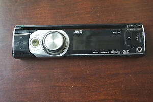 jvc kd s37 faceplate ebay rh ebay com User Manual JVC KD SR61 JVC User Manual JVC KD r775s