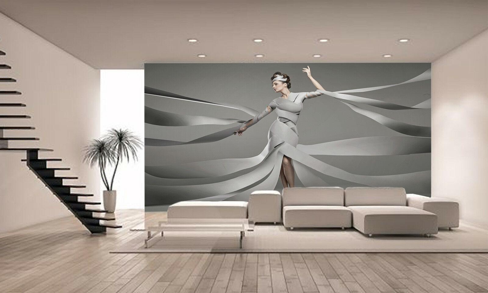 Fashion Photo Wall Mural Photo Wallpaper GIANT DECOR Paper Poster Free Paste
