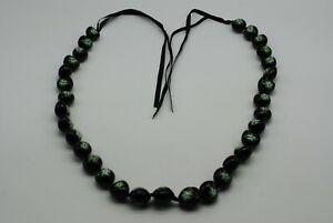 Kukui-Nut-Lei-Bead-Necklace-Hawaiian-Large-Free-Fast-Shipping