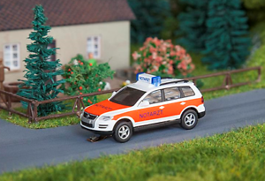están haciendo actividades de descuento Faller 161559 VW Touareg emergencias (Wiking) h0 h0 h0 nuevo en el embalaje original  auténtico