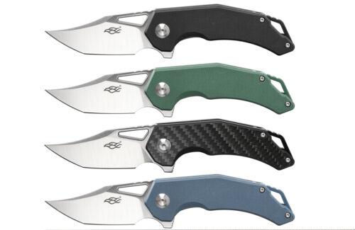 Bowie Point GANZO Messer FH61 Taschenmesser Outdoormesser Flipper Lo D2 Stahl