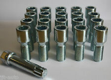 20 x M14 x 1,5 sintonizzatore Slimline LEGA RUOTA BULLONI FIT AUDI S4 RS4 B5 B6 B7 B8