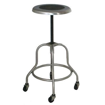 Enjoyable 1 Industrial Wilson Stainless Steel Adjustable Stool Mr11032 Ebay Forskolin Free Trial Chair Design Images Forskolin Free Trialorg