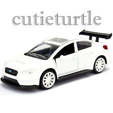 Jada Fast & Furious 8 The Fate of the Furious 1:32 Little Nobody Subaru Wrx Sti