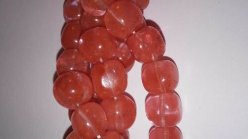 NATURAL ORANGE//RED CARNELIAN GEMSTONE SQUARE BEAD JEWELLERY MAKING  8 mm x 50
