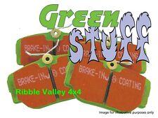 EBC GREEN STUFF FRONT BRAKE PADS DEFENDER 90 110 130