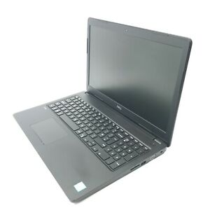 """15.6"""" Dell Latitude 3580 Laptop Core i3-6006U 2.00GHz 500GB HDD 4GB DDR4 Webcam"""