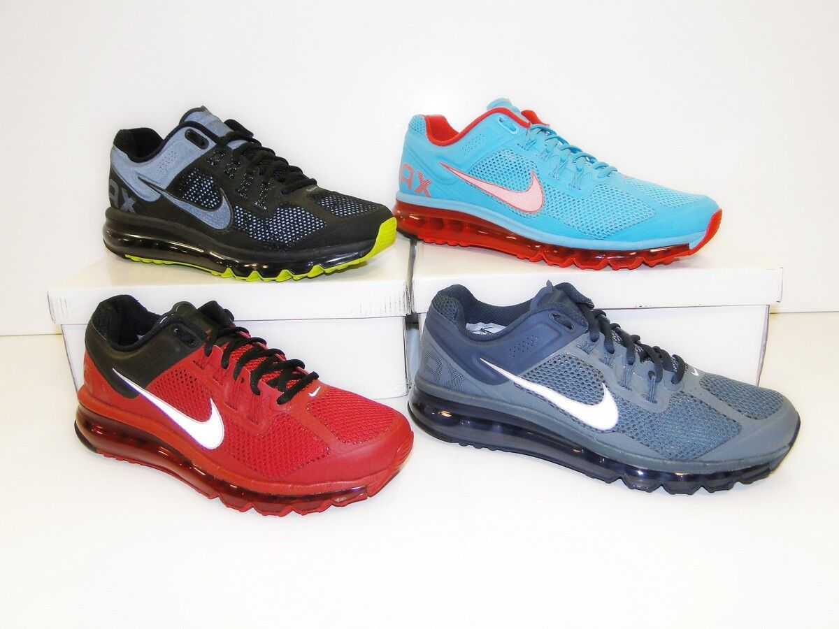 reputable site c0daf 33fcf NIKE AIR MAX MAX MAX + LE FITSOLE Homme Running Baskets Gris Taille  602  4ee2ba