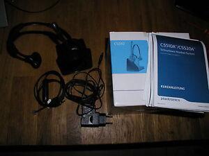 Plantronics Casque cs510 sans fil casque système-afficher le titre d`origine KEDci6o9-07170501-943415415