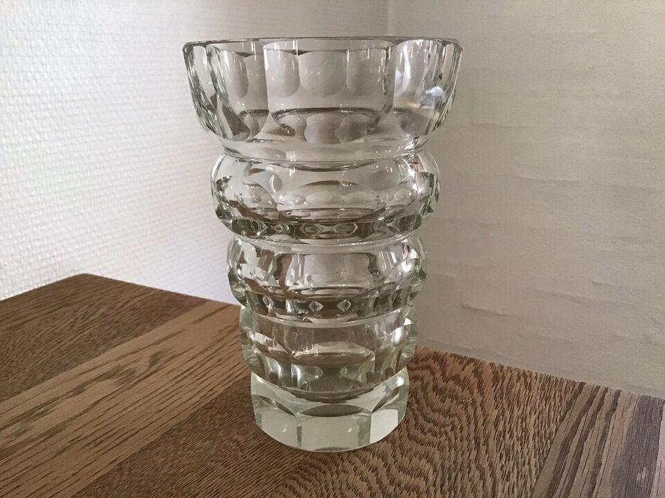Glas, Vase