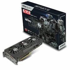 Sapphire AMD Radeon R9 390 NITRO 8G DDR5 TRI-X OC PCI-E Video Card DVI HDMI DP