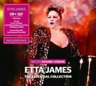 The Essential Collection 0698458032027 by Etta James CD With DVD