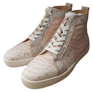 d6de6f808b0 CHRISTIAN LOUBOUTIN Louis Orlato Python women s sneaker shoes US 11 ...