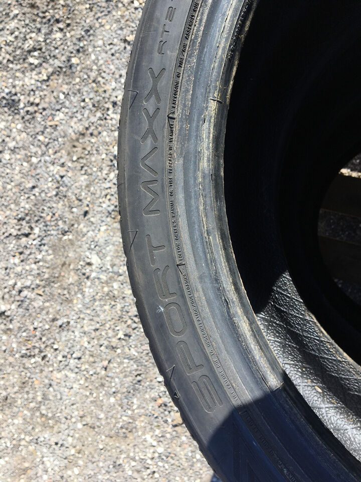 Dunlop Sportmaxx 215/40-18