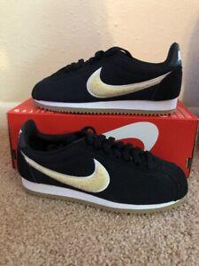 Nike Cream 5 Black 905614 5 mujer para light Premium Classic Sz 008 Cortez aBwnRqr1a