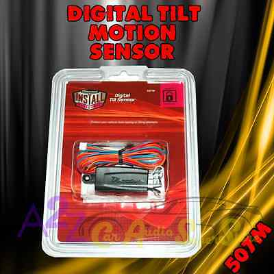 Motion Sensor DIRECTED 507T Digital Tilt