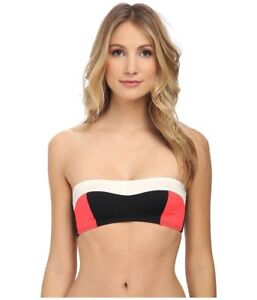 NWT-Kate-Spade-Bikini-Top-Parrot-Cay-Removable-Straps-XS