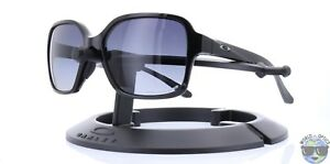 Oakley-Proxy-Women-039-s-Sunglasses-OO9312-04-Black-w-Grey-Gradient-Polarized