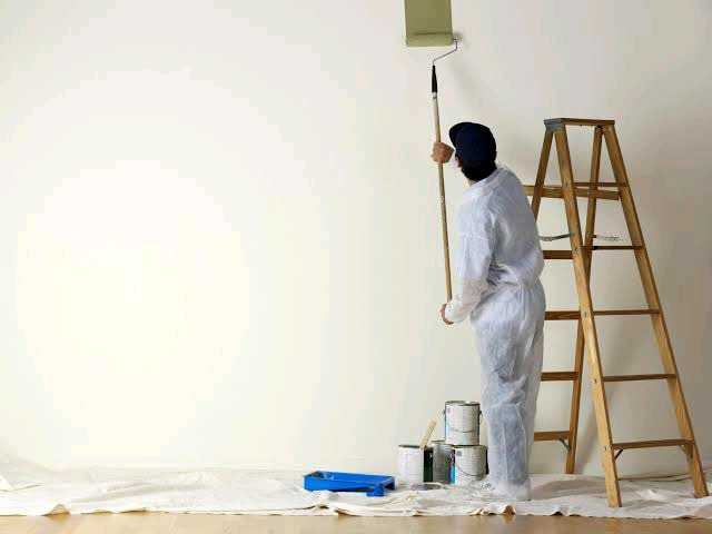 We do Professional wall painting