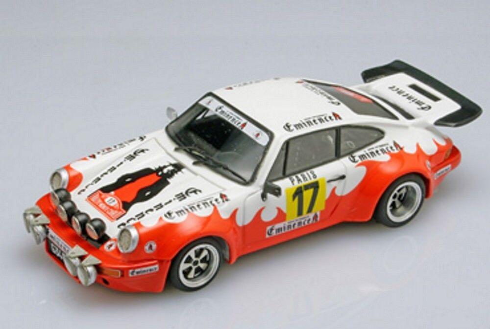 <kit Porsche 911 Carrera #17 Rally Monte Carlo 1977 - - 1977 arena models kit 1/43 d86e5e