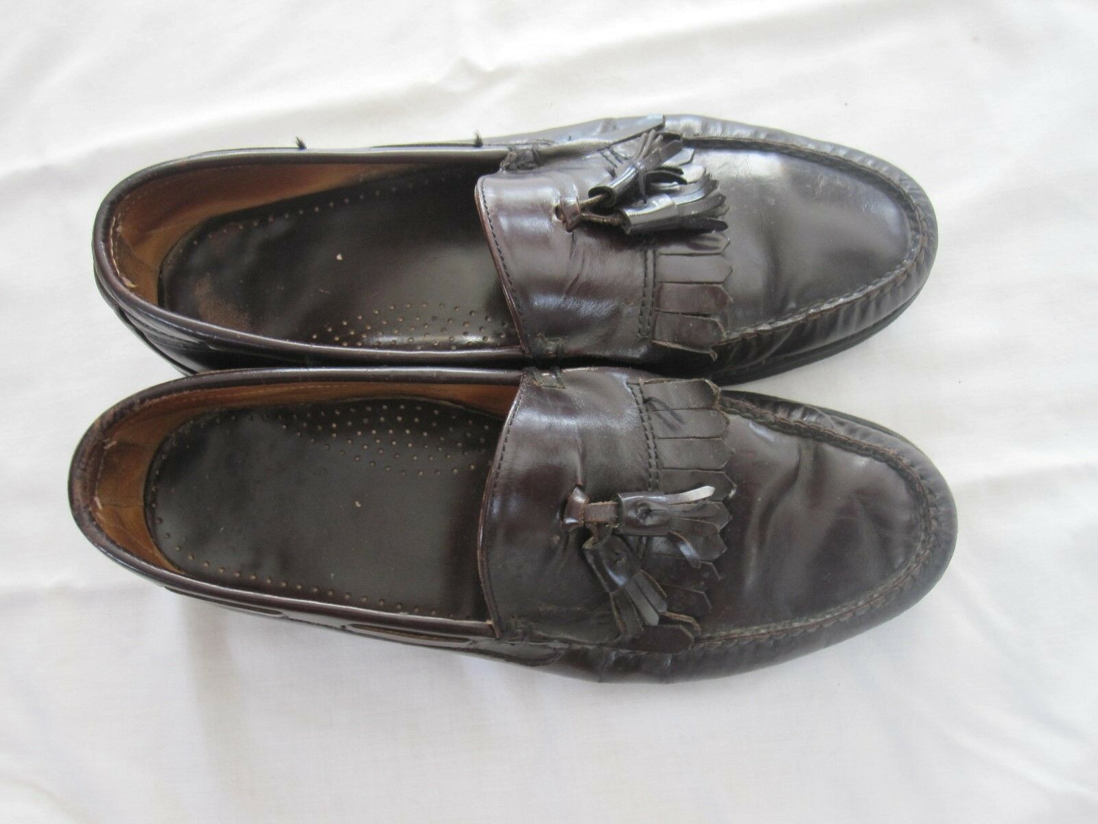 MEN'S BLACK DRESS LOAFERS AND - TASSLES AND LOAFERS FLAPS 273ccb