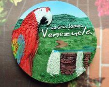 Gran Sabana, Venezuela, Salto Angel Reiseandenken Souvenir 3D Kühlschrankmagnet