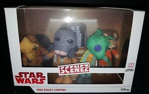 Star Wars DISNEY Scenez Mos Eisley Cantina