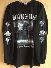 Black metal Long sleeve M shirt Immortal Mayhem Dark Funeral Marduk Darkthrone