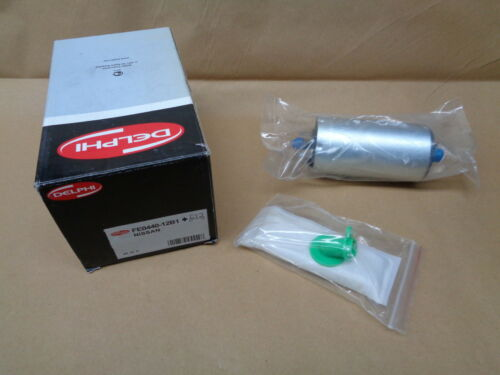 NUOVO orig Delphi fe0440-12b1 POMPA di Carburante Si Adatta Nissan Micra mk2 17042-10s00