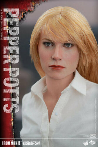 Hot Toys 1:6 Gwyneth Paltrow As Pepper Potts Iron Man 3 902510 Nrfb by Hot Toys
