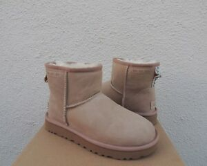 74cd80ca109 UGG CLASSIC MINI 40:40:40 ANNIVERSARY SHEEPSKIN BOOTS, WOMEN US 11 ...