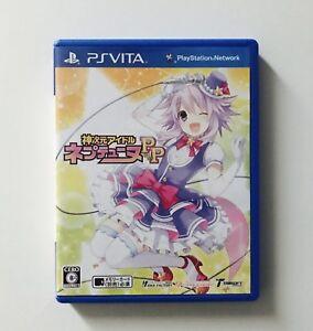 God-Dimension-Idol-Neptune-Sony-PS-VITA-NTSC-J-JAP