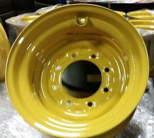 Details about John Deere 240 250 260 270 317 skidsteer wheel / rim for tire  size 12-16 5 12165