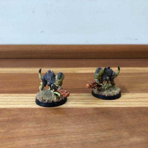 Painted Tyranids Army Lot Warhammer 40k