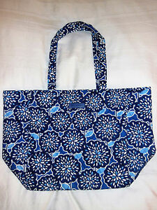 NWT Vera Bradley GRAND TOTE 2.0 PETAL SPLASH xl beach travel shopper ... 6992d50c6704c