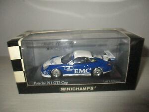PORSCHE-911-GT3-CUP-CARRERA-2004-MINICHAMPS-400-046204-SCALA-1-43